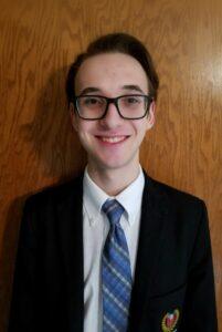 4R Scholar Adam Priebe, National Merit Semifinalist